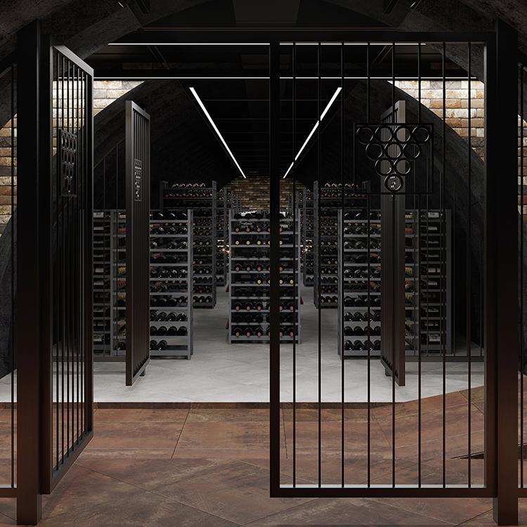 Проектирование винных погребов и комнат